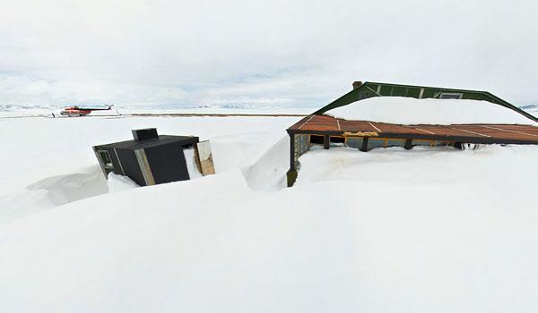 Озуро Эльгыгытгын, Чукотка