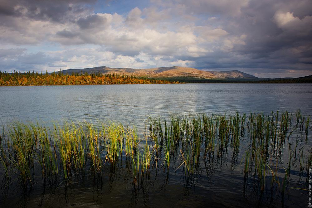 Финляндия, парк Урхо Кеконен, озеро Луироярви и гора Сокости