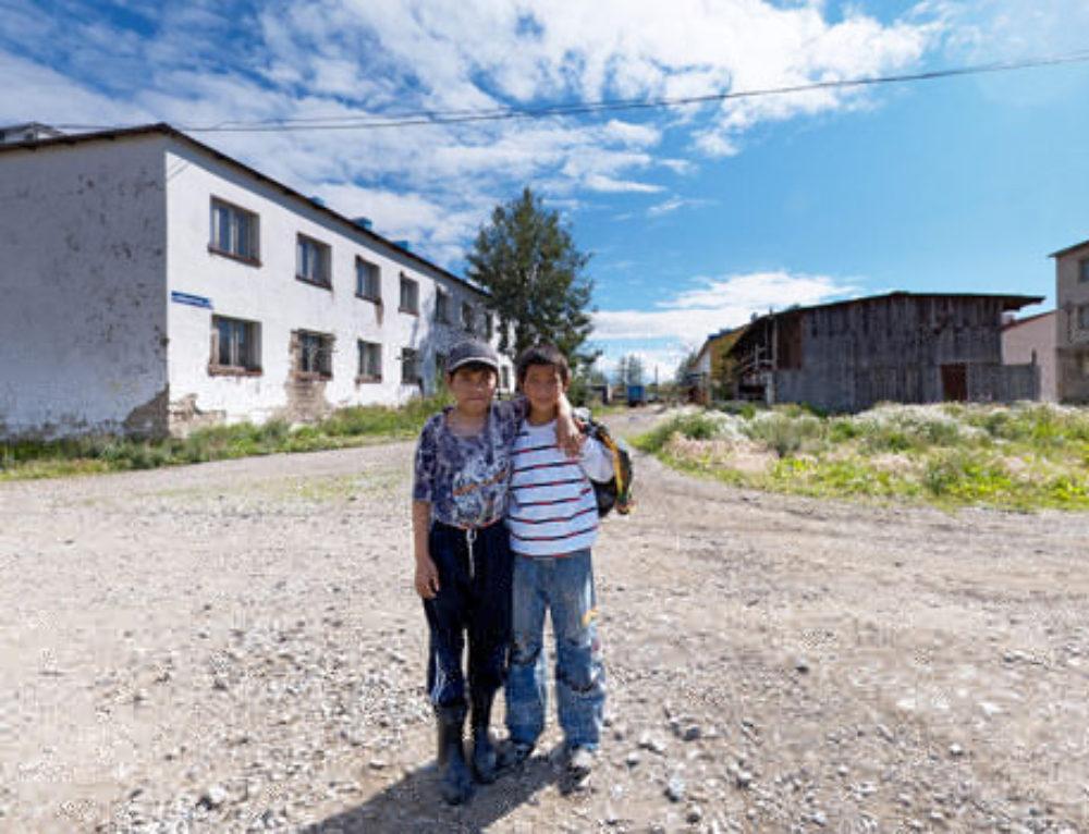 Дети в Марково
