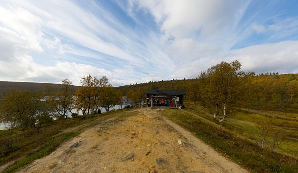 Озеро Раутолампи, Финляндия