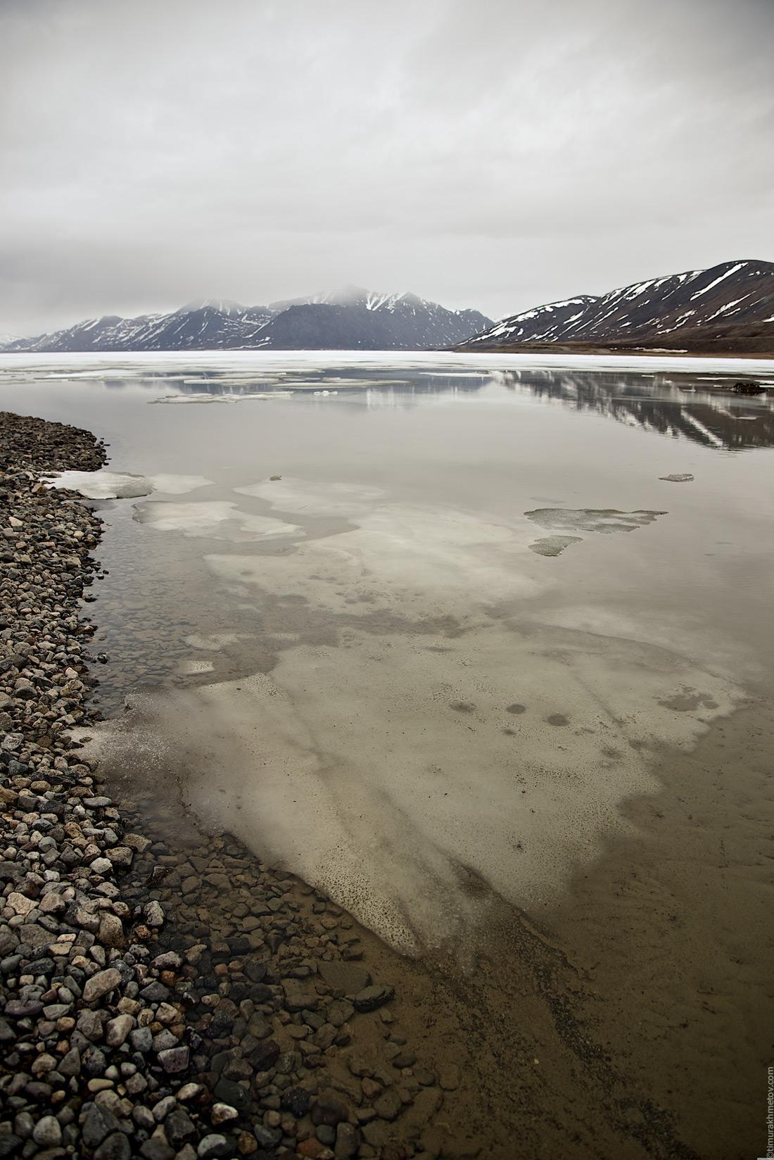 озеро Тытыль