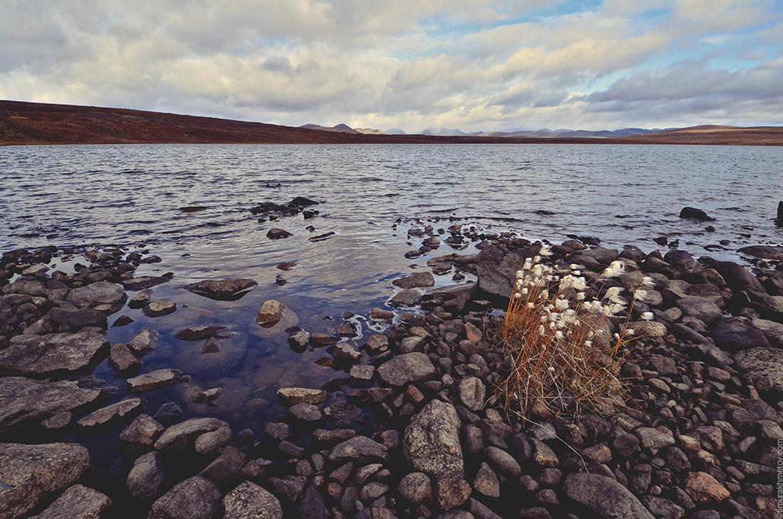 Чукотка, озеро Рыбное