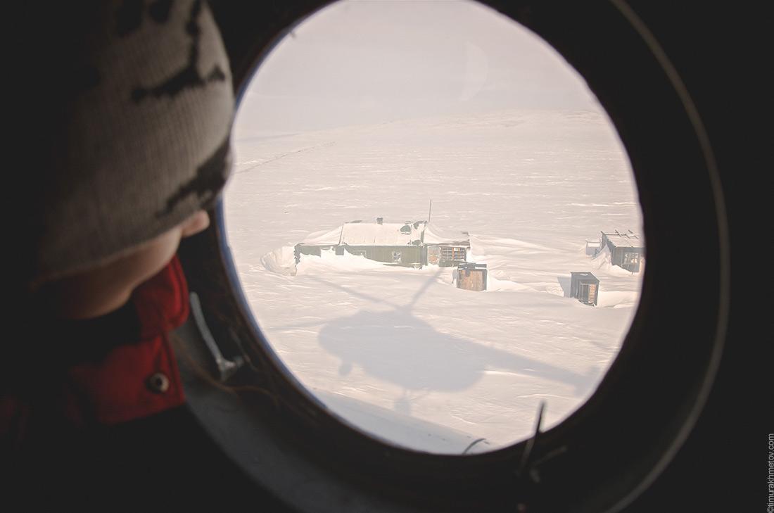 Как снимать с вертолёта