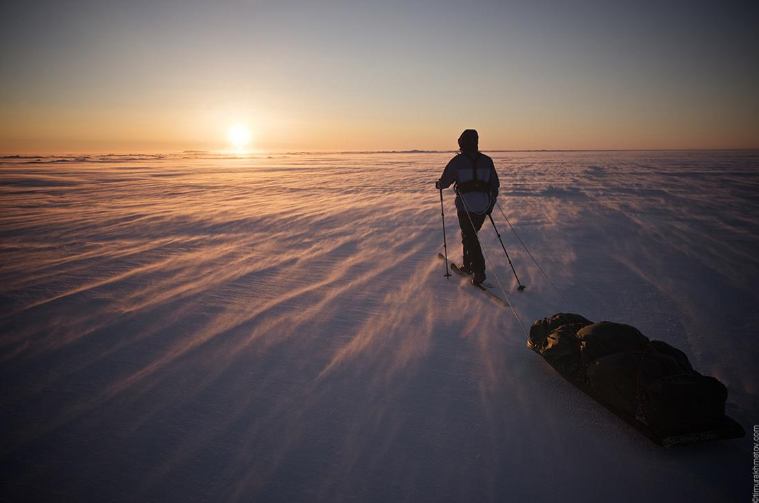 Лыжное снаряжение для похода