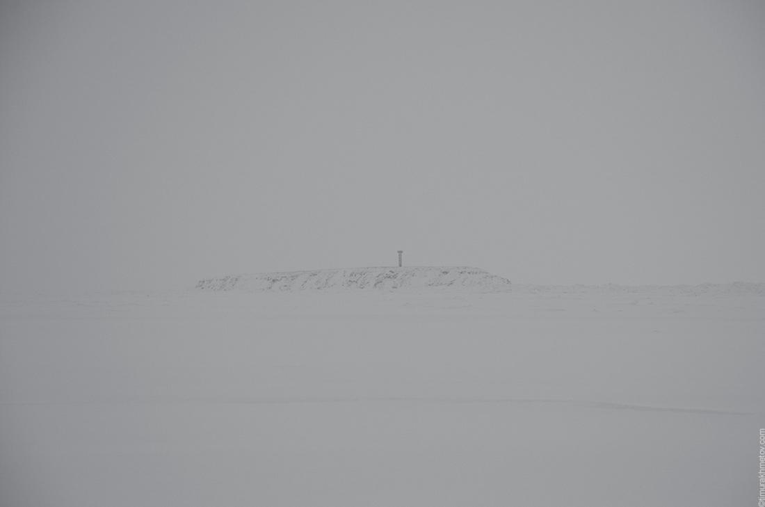 Остров Алюмка