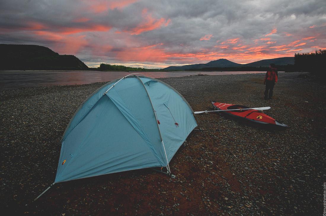 Как выбрать палатку. Палатка с наружным каркасом
