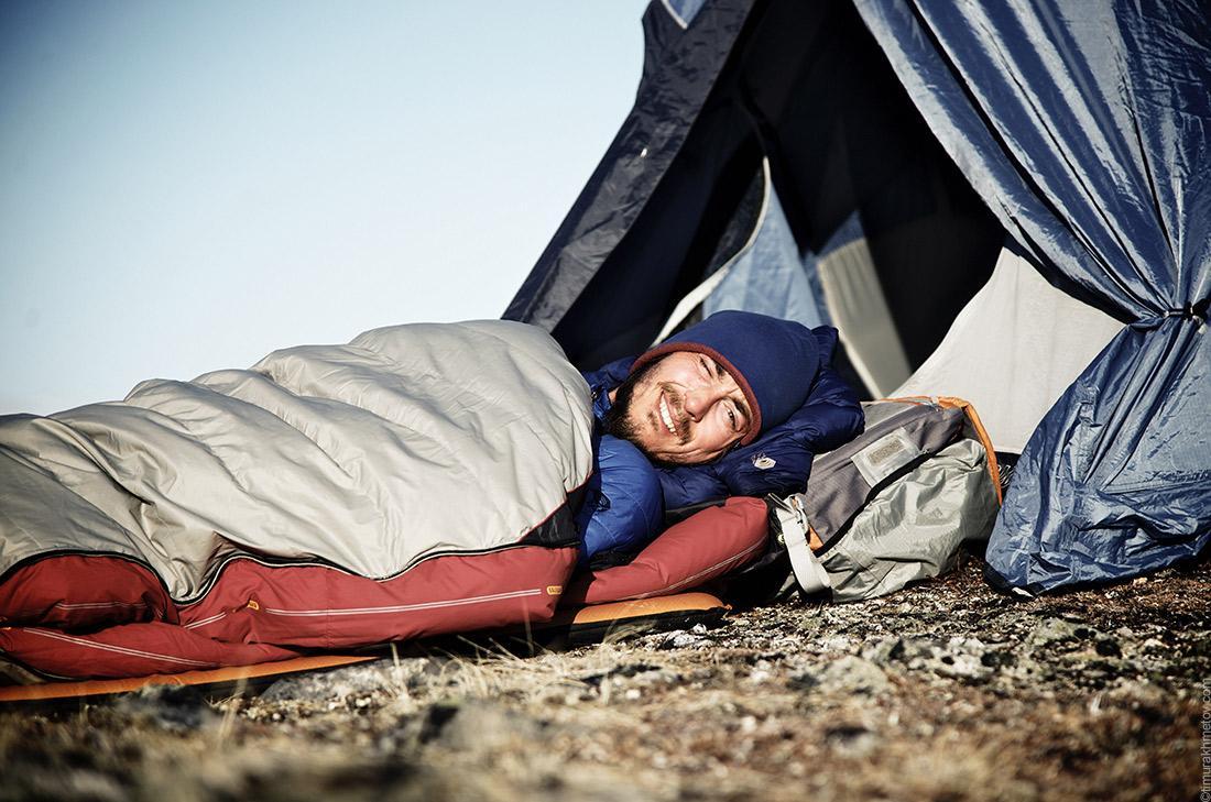Как выбрать спальный мешок.