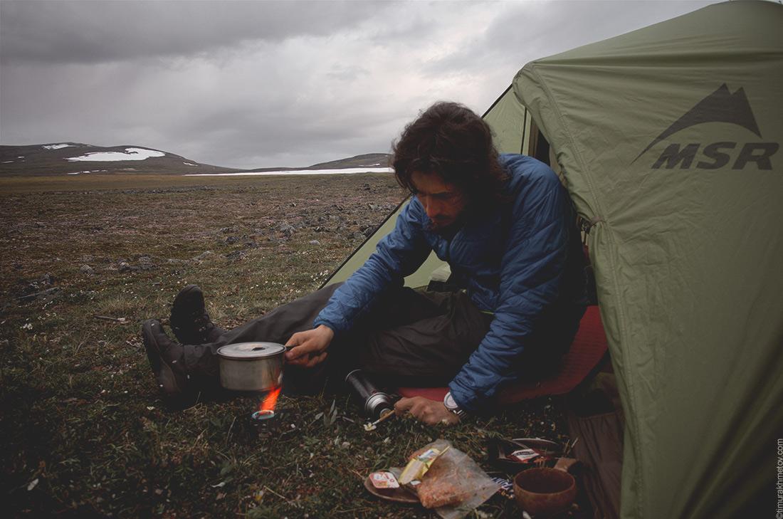 Как выбрать палатку для похода