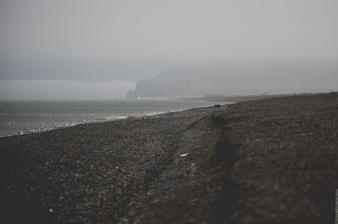 Скалы возле Уэлена