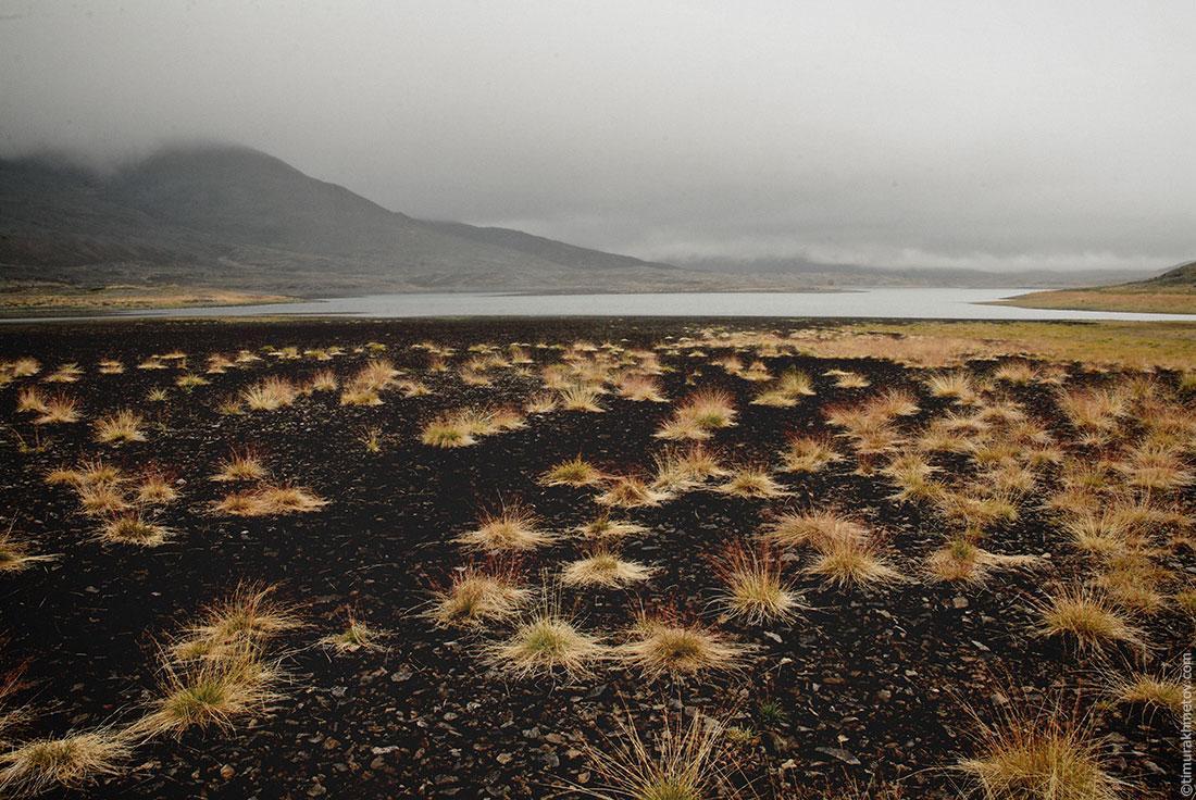 Озеро Луковое, проход Моховой
