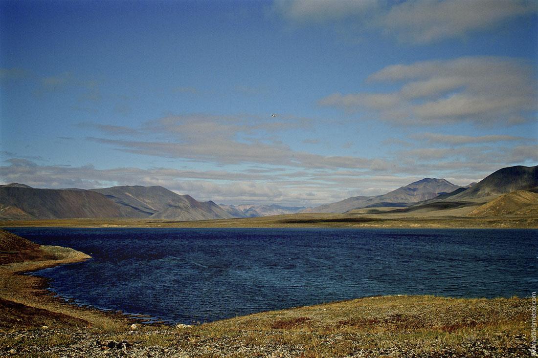озеро Гальмагытгын
