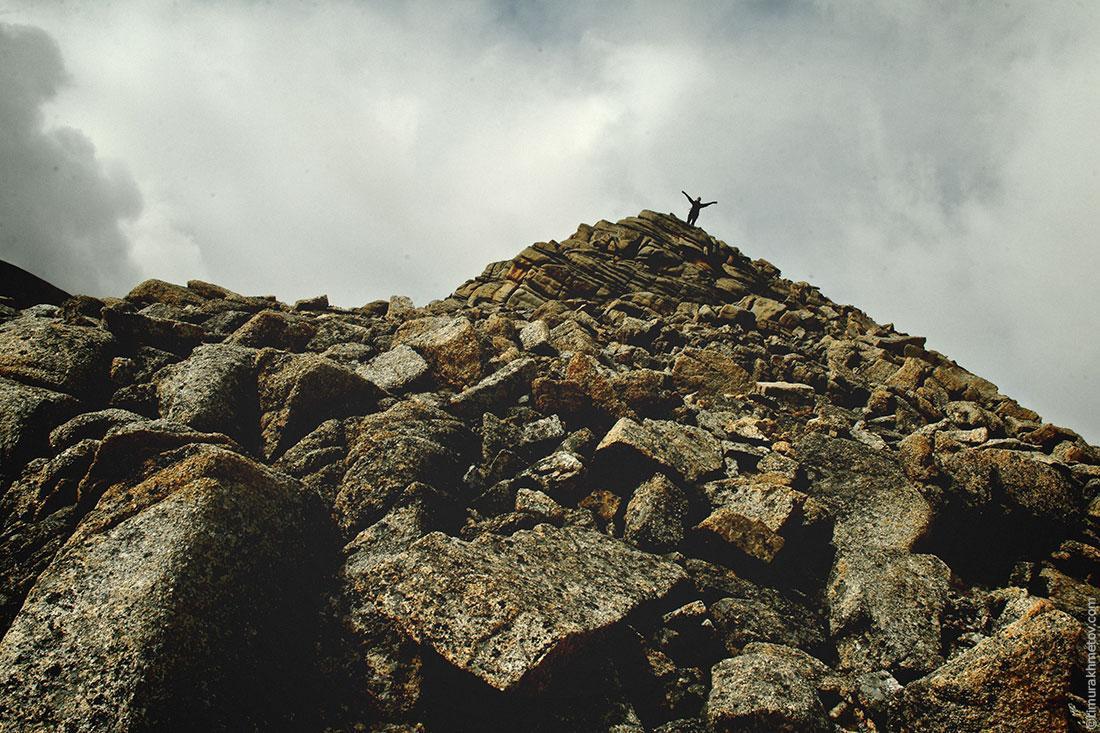 На пути к вершине