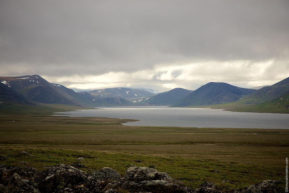 Озеро Коолен