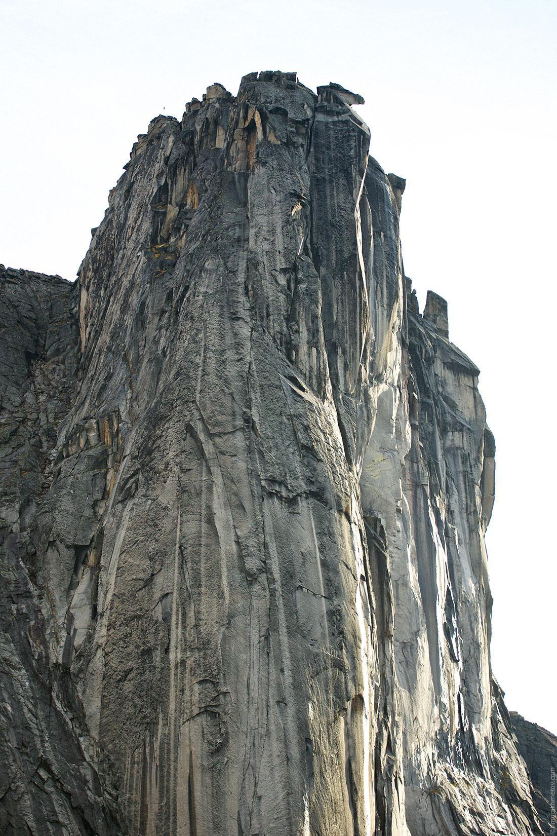 Склоны горы Командная