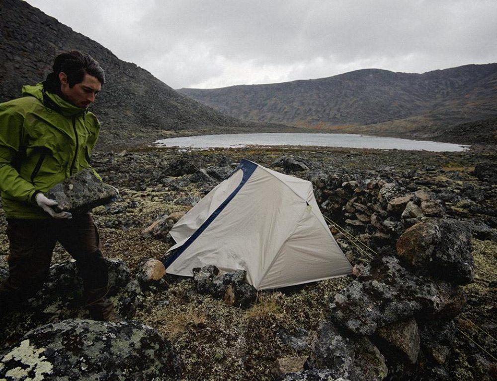 Обзор палатки RedFox Hermit Fox