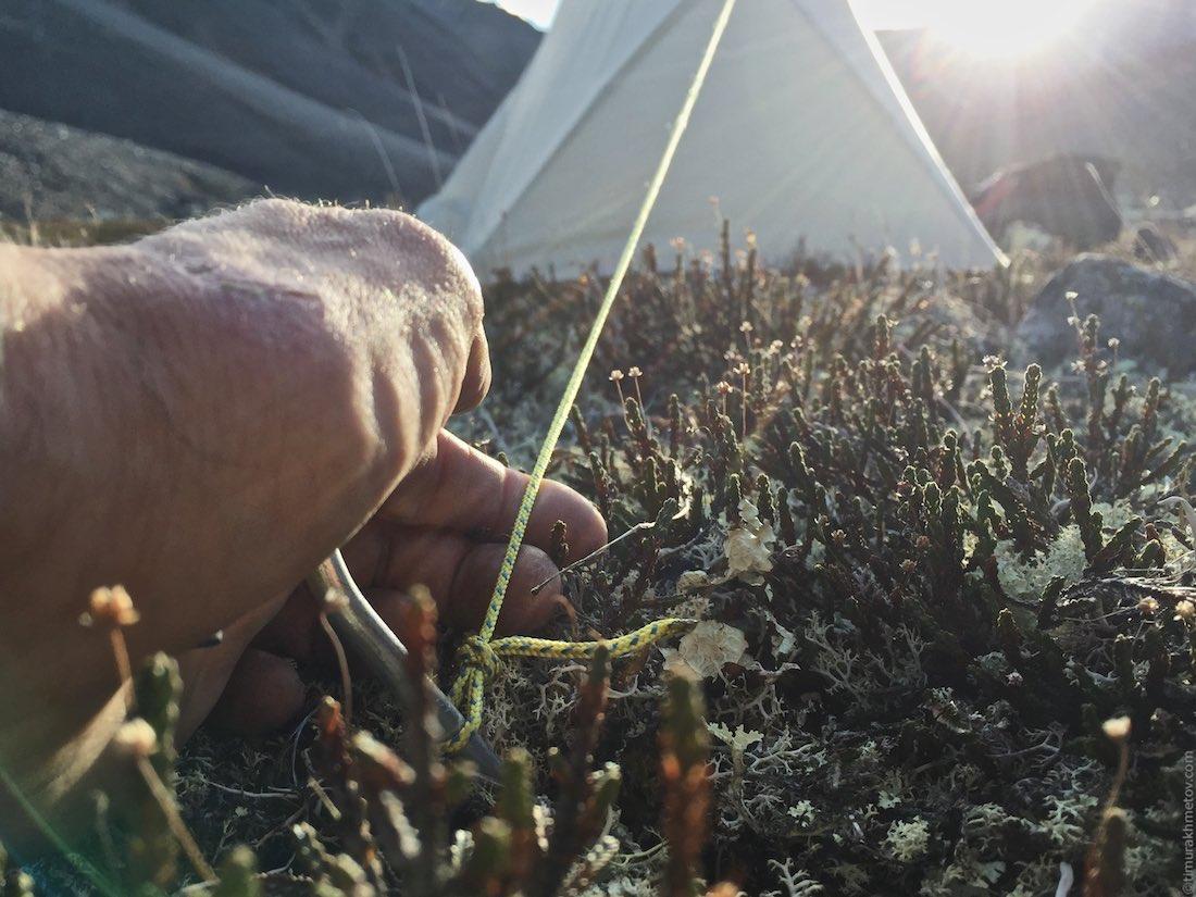 Палатка RedFох Hermit Fox