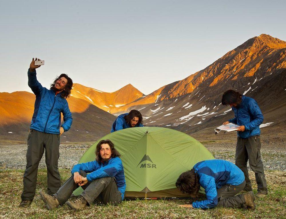 Палатки MSR: обзор модельного ряда