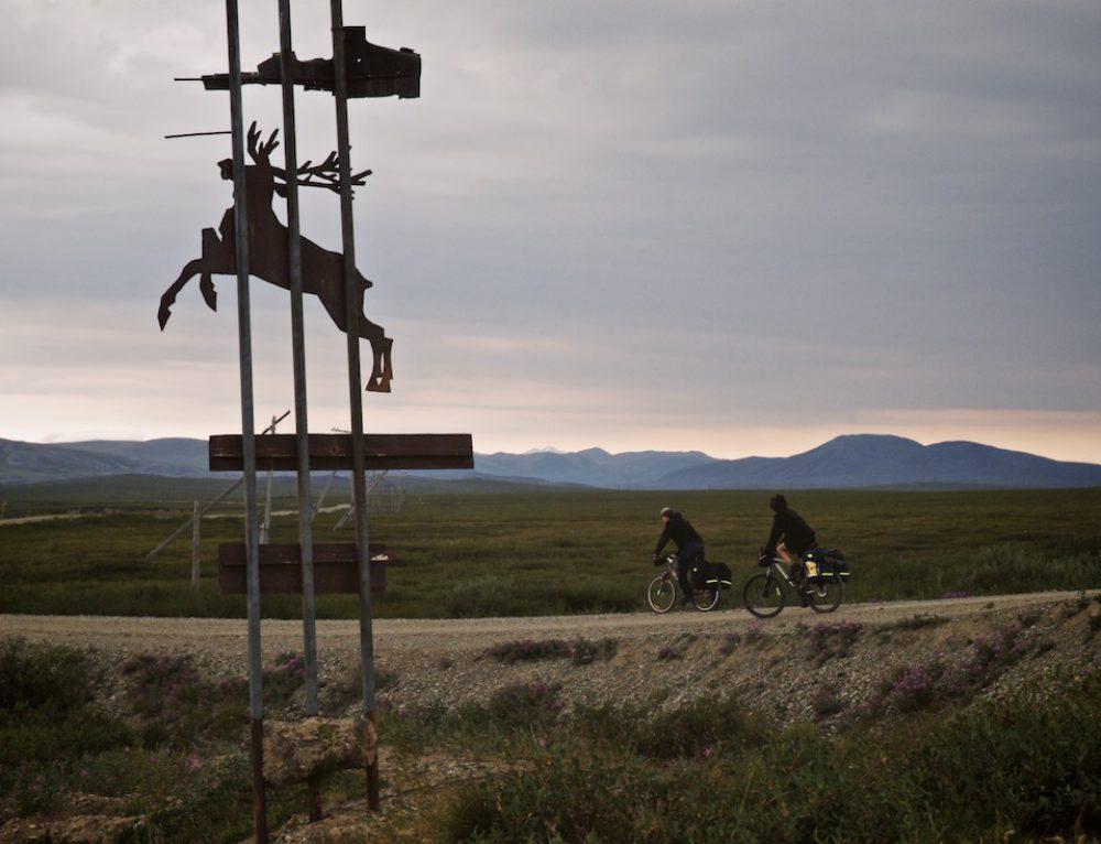 Велоэкспедиция ТрансЧукотка 2006, часть 1: Эгвекинот и Амгуэма