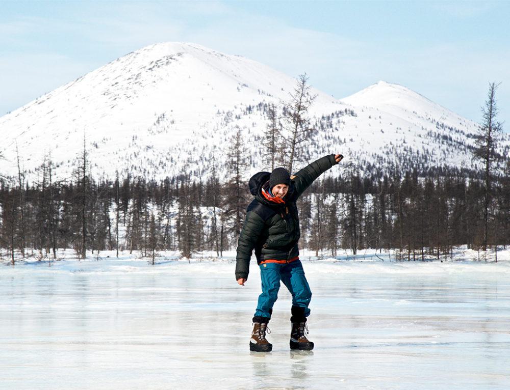 Зимняя одежда Fjallraven — первое впечатление