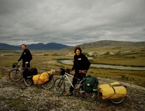 Велоэкспедиция ТрансЧукотка 2006, часть 2: Эгвекинот — перевал-база Осиновая