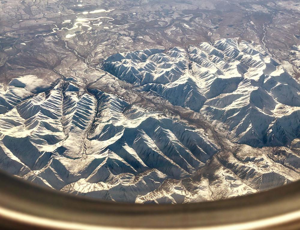 Как перенести полёт на самолёте на Чукотку и не умереть ещё до похода